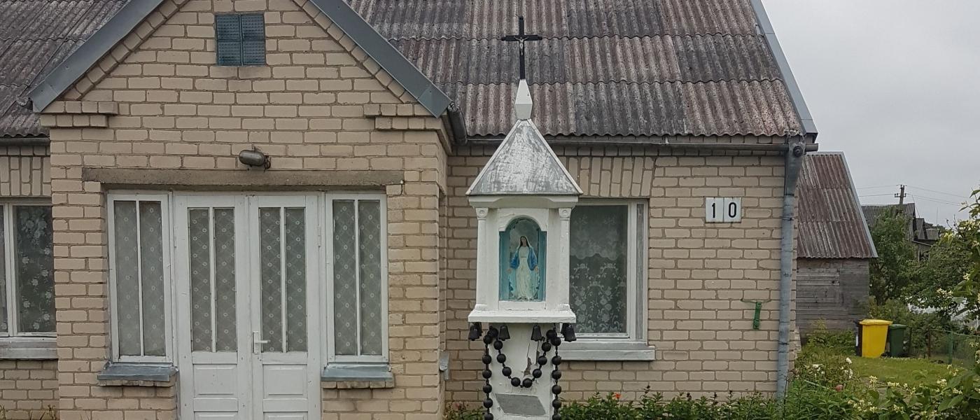 Namas Šiaulėnuose