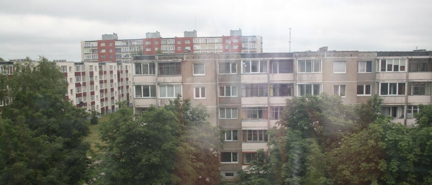 3 kambarių butas Grinkevičiaus g.
