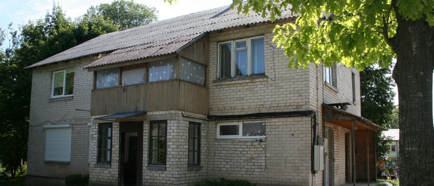 2 kambarių butas Toločiuose