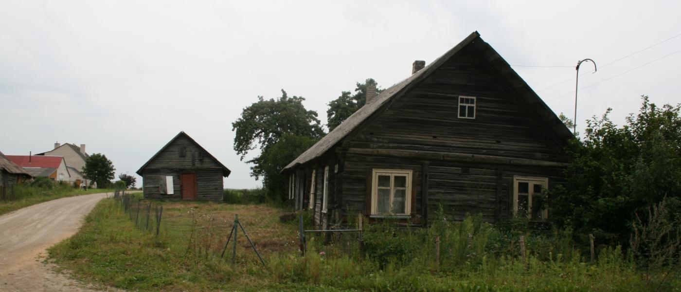 Namas Stačiūnų kaime